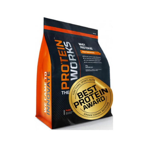Whey Protein 80 - Proteína Concentrada de Soro do Leite - The Protein Works - My Whey Store