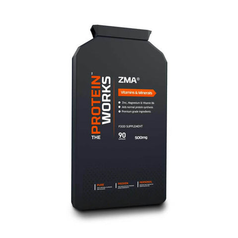 ZMA - The Protein Works - My Whey Store