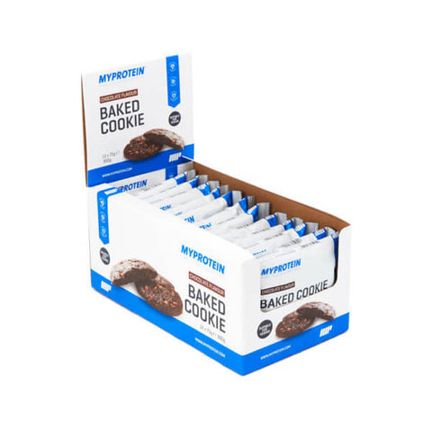 Comprar Baked Cookie de Myprotein na My Whey Store em Portugal