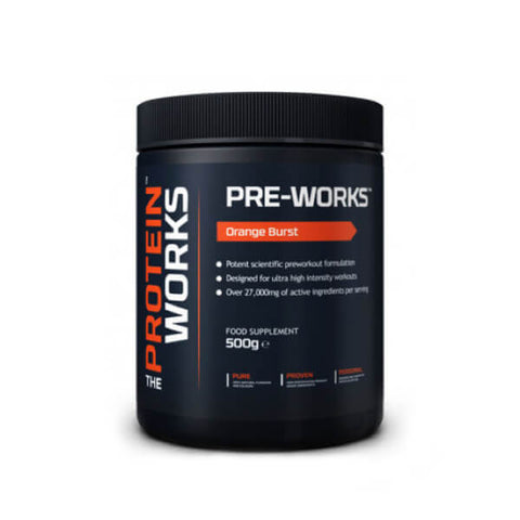 Pre-Works™ - The Protein Works - My Whey Store