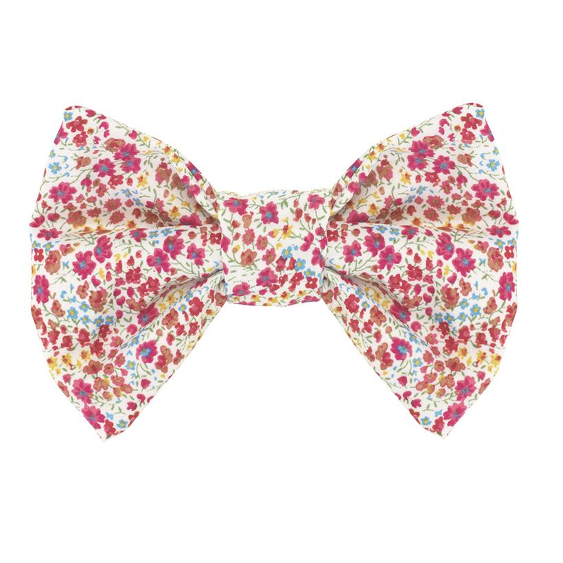 Bow Wow Dog Bow Tie - Amberley - LISH Dog Luxury Fashion and Accessories