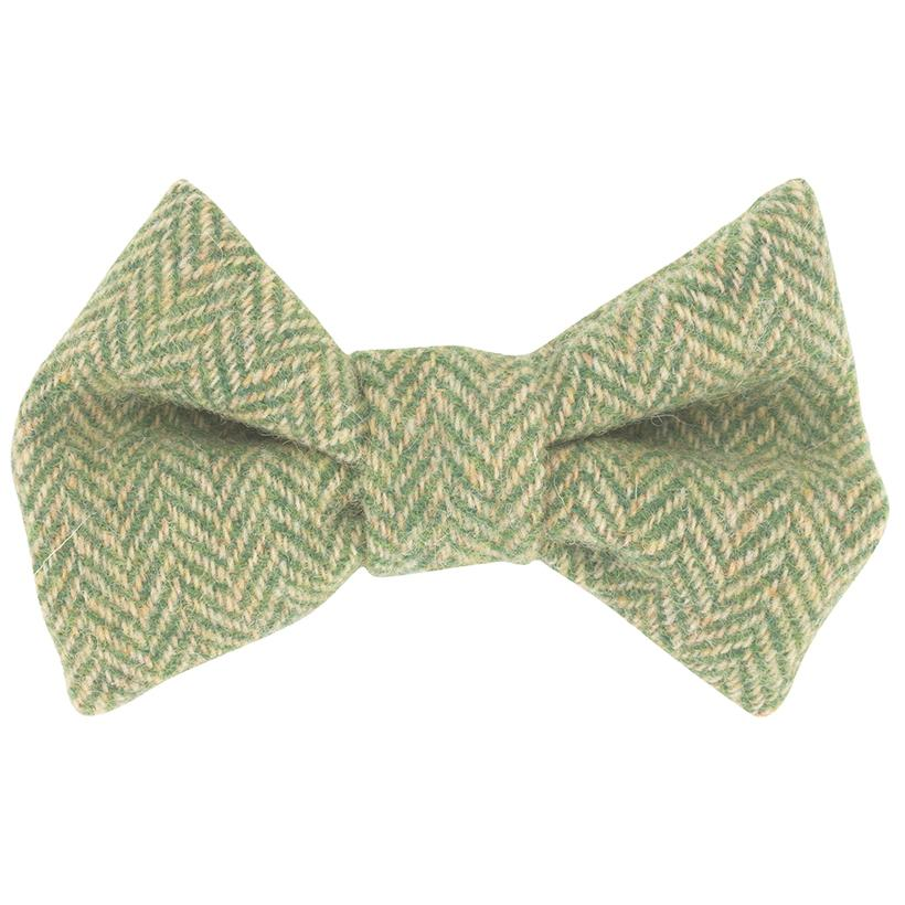 Bow Wow Dog Bow Tie - Appleby - LISH Dog Luxury Fashion and Accessories