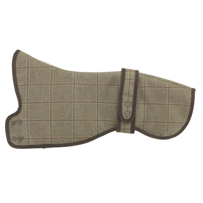 Digby Greyhound & Whippet Dog Coat - LISH Dog Luxury Fashion and Accessories