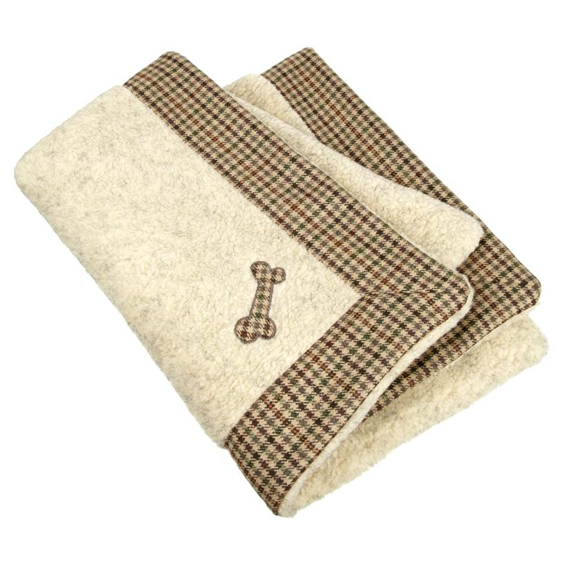 Sidworth Tweed Dog Blanket - LISH Dog Luxury Fashion and Accessories