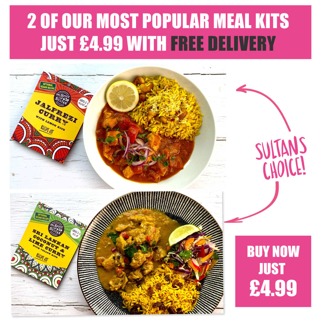 Curry Welcome Bundle