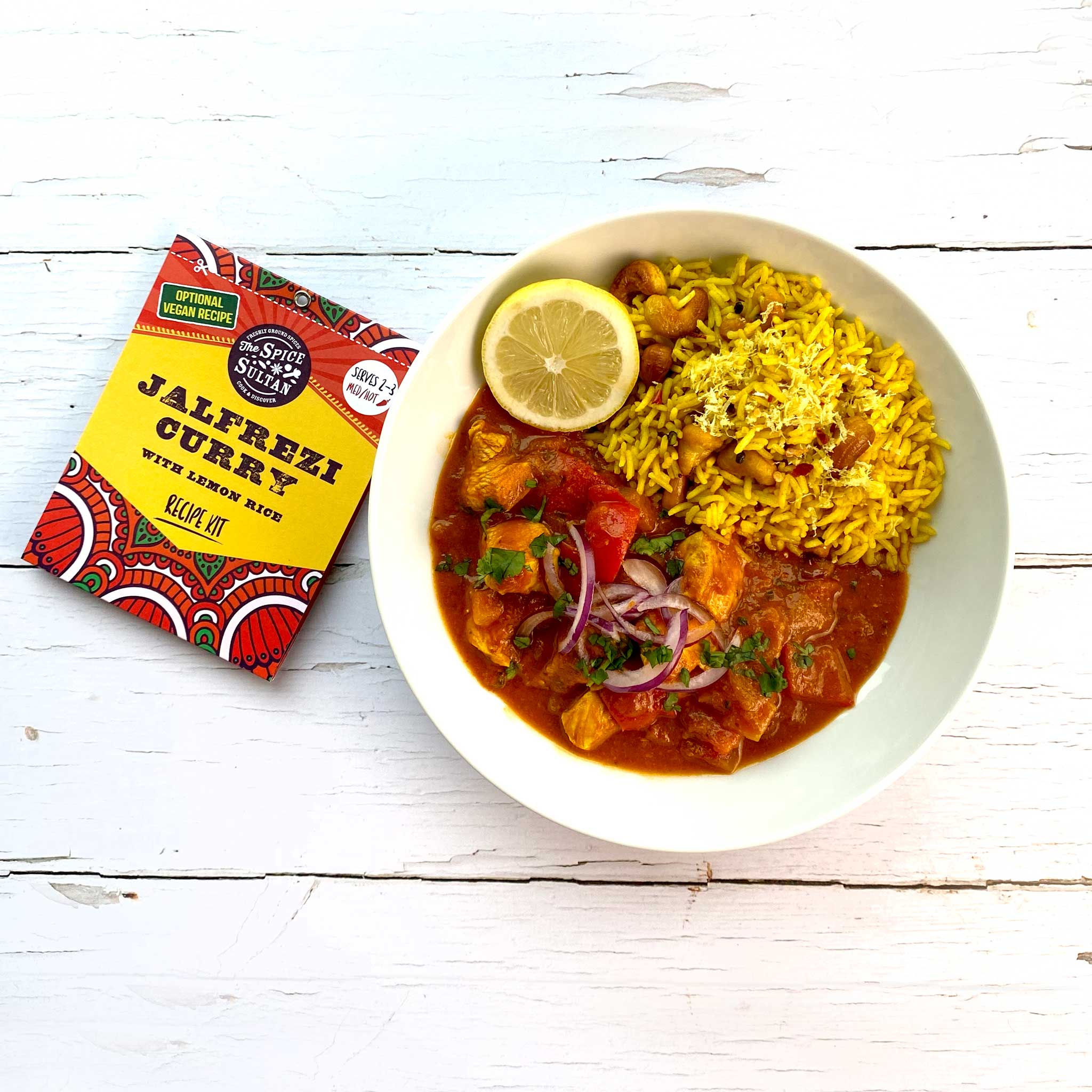 CURRY NIGHT FAVOURITES - SAVER 4 PACK - WOWCHER