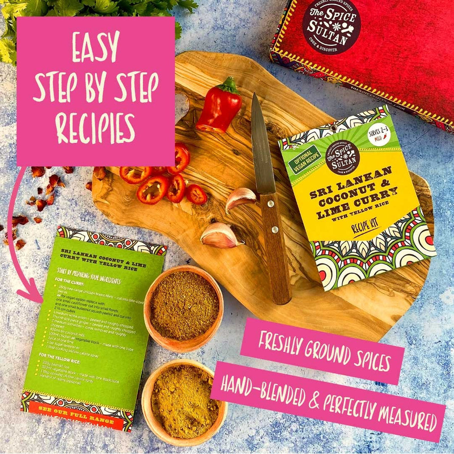 CURRY DISCOVERY GIFT SET