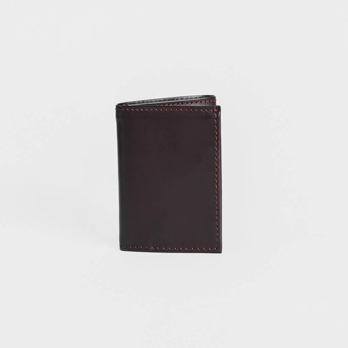 Men´s trifold genuine leather wallet Santos