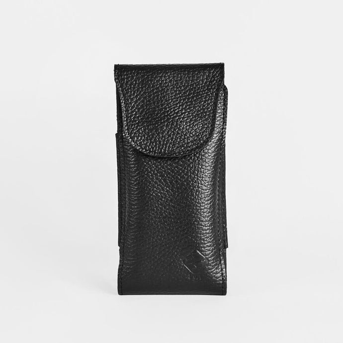 Mirno leather case cell phone holder