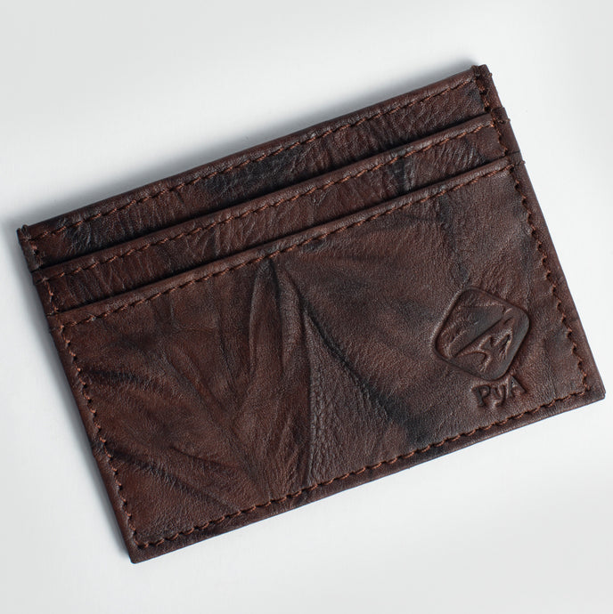 Leather card holder 18dIII