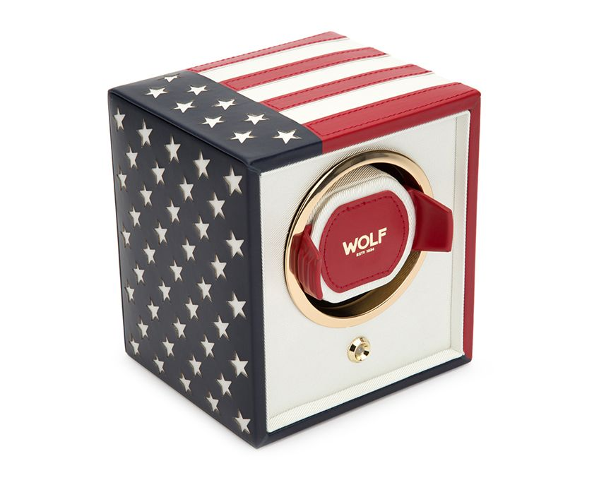 Navigator Club Winder: USA Flag