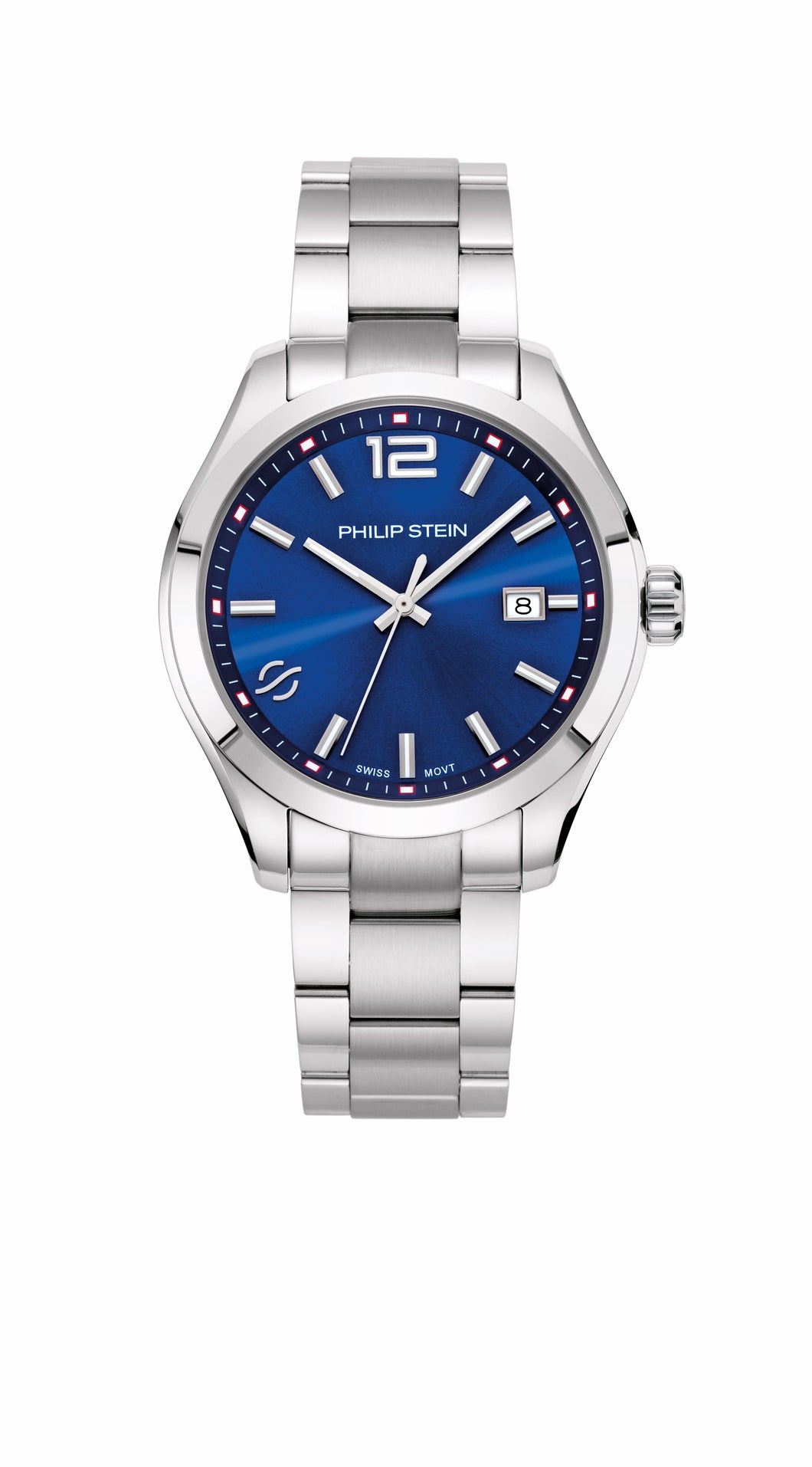 Traveler 42mm Blue Dial Watch