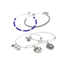 Load image into Gallery viewer, From the Caribbean with Love Bangle Set