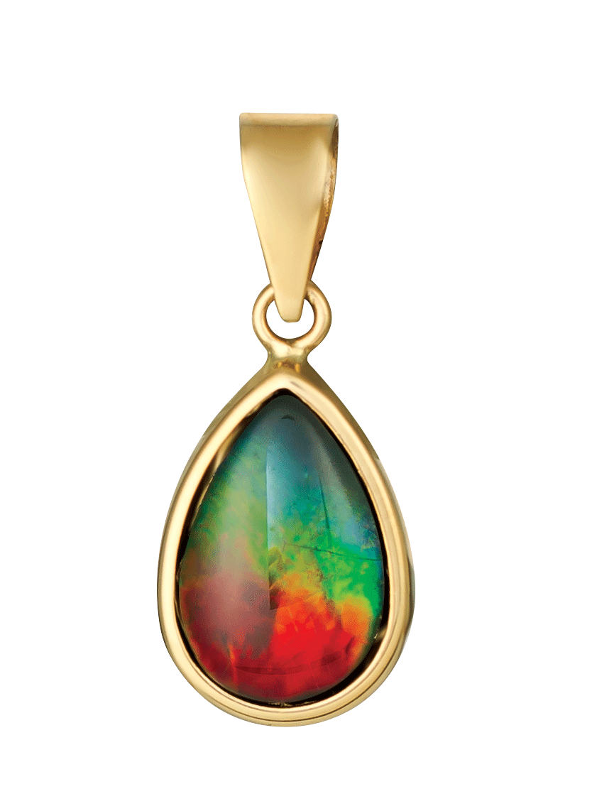 Irena 14kt Yellow Gold Pendant