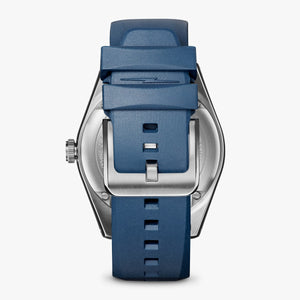 The Duck 42mm Blue Dial