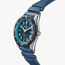 Load image into Gallery viewer, The Duck 42mm Blue Dial