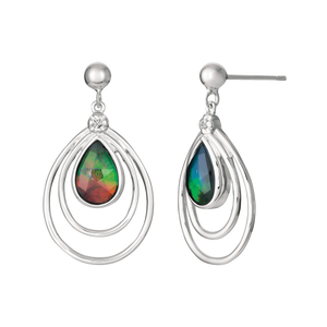 Abigail Sterling Silver Earrings