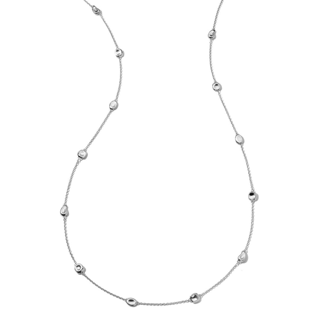 925 Classico Multi-Shape Station Necklace