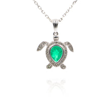 Load image into Gallery viewer, SEA TURTLE PENDANT