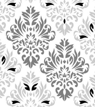 Load image into Gallery viewer, English Damask Stencil