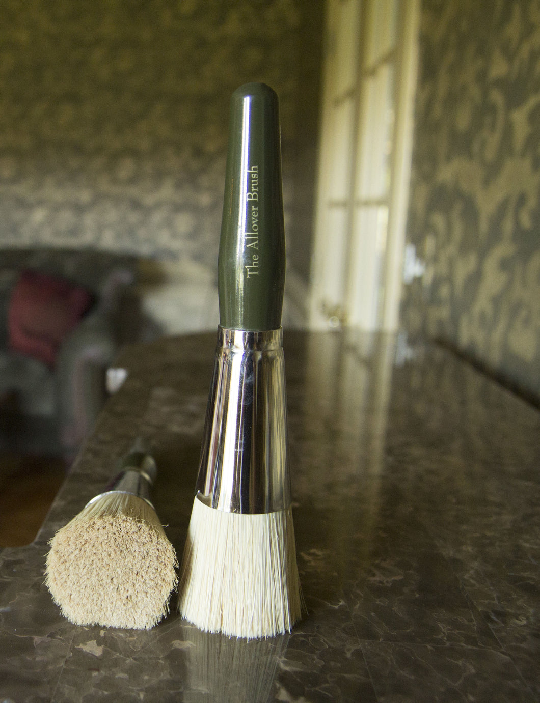 The Allover Brush