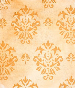 French Ornament Damask - Topper