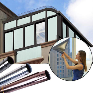 Last Day Promotion - 1-way vision horizontal blinds