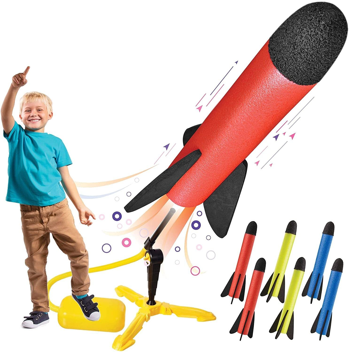 Toy Rocket Launcher-Buy 2 Free Shipping