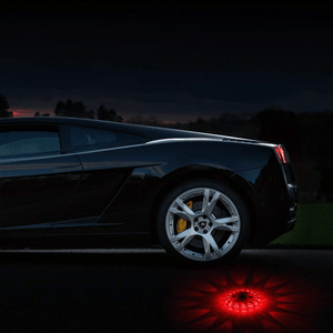 RECHARGEABLE EMERGENCY LED ROAD FLARES