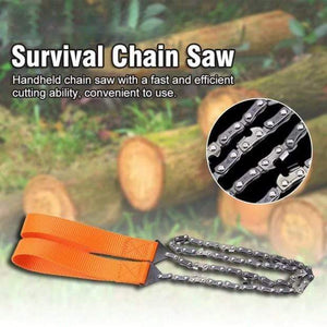 Survival Pocket Hand Chain Saw