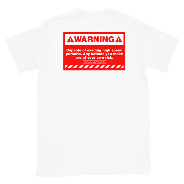 WARNING: COEHSP T-Shirt