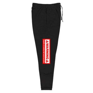 WARNING: COEHSP Joggers