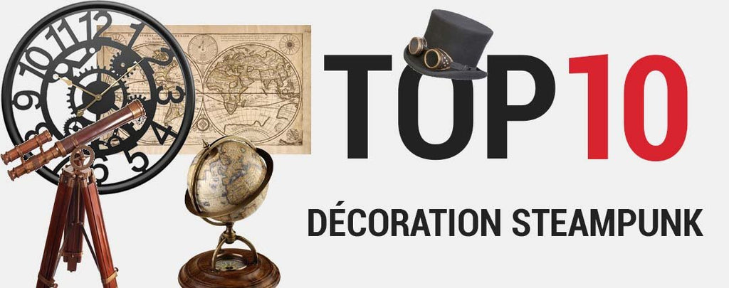 Steampunk Decoration: Top 10 Best Decoration Items