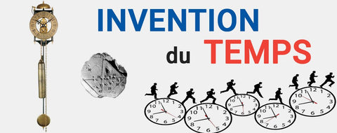Who invented time?