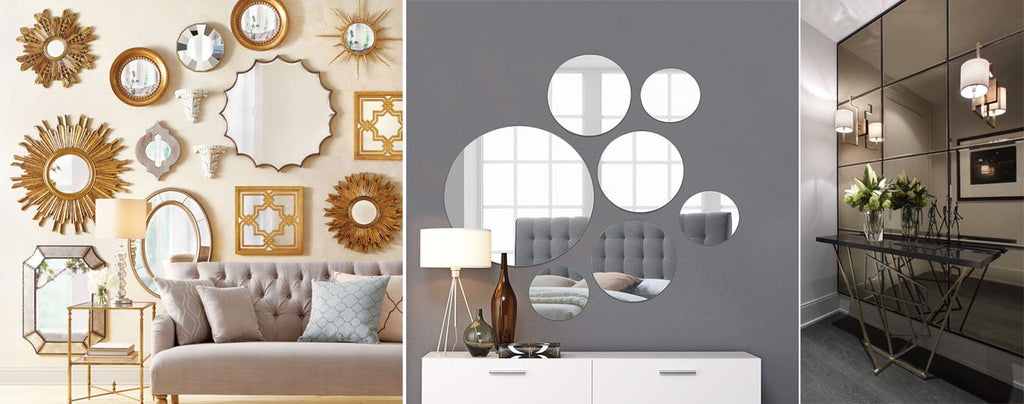 mirror wall decoration