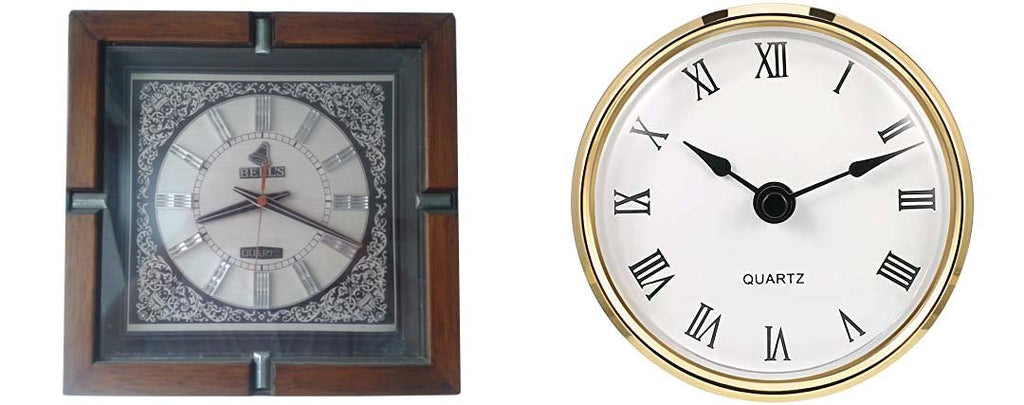 Quartz Watch Clock