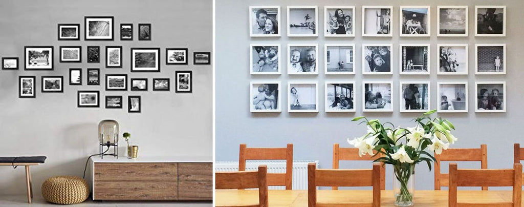 photo frame wall decoration