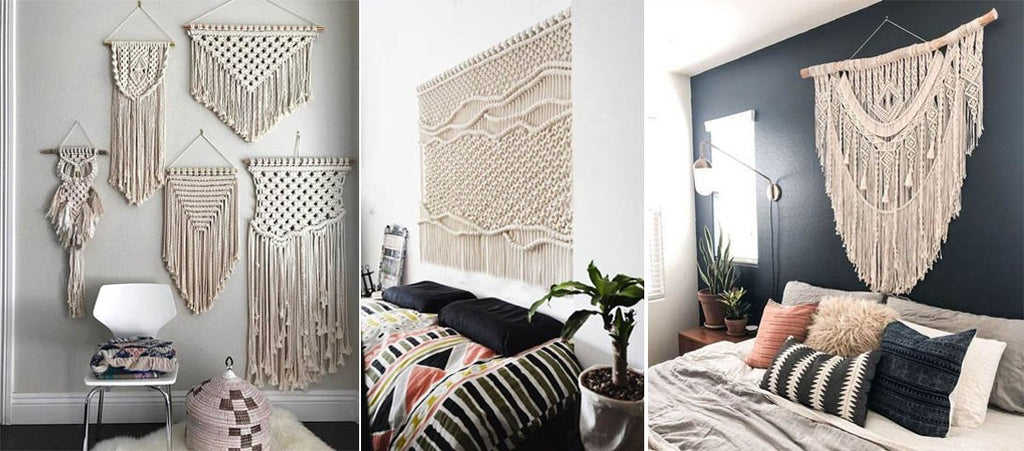 weaving wall decoration
