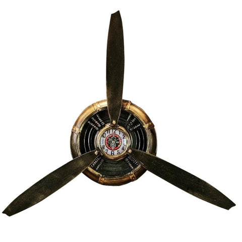 INDUSTRIAL WALL CLOCK AVIATOR