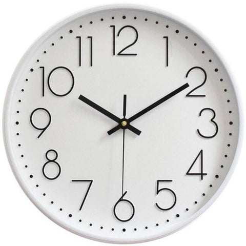 Design Wall Clock <br> Silent