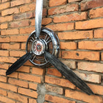 Industrial Wall Clock <br> Aviator