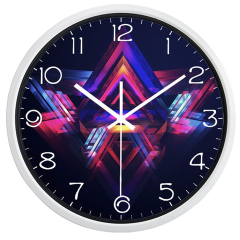 DESIGN WALL CLOCK ELECTRO