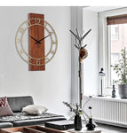 Design Wall Clock <br> Large Board