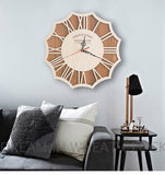 Industrial Wall Clock <br> Industrial Reed
