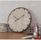 Industrial Wall Clock <br> Oldtown