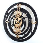 Industrial Wall Clock <br> Fantasy Gears