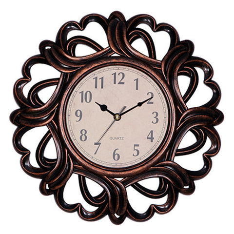 VINTAGE WALL CLOCK YESTERYEAR