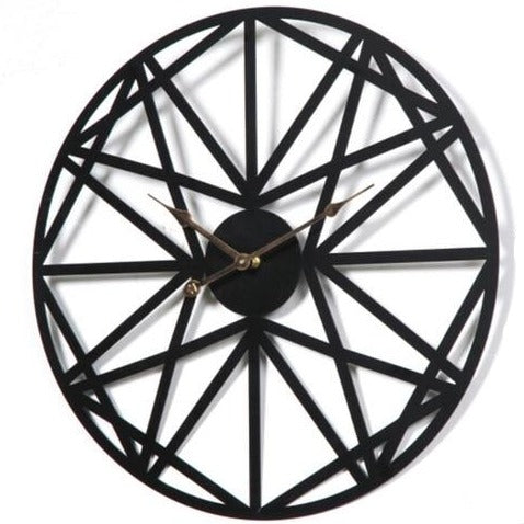 INDUSTRIAL WALL CLOCK LARGE DESIGN