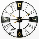 INDUSTRIAL WALL CLOCK EUROPEAN STYLE