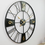 Industrial Wall Clock <br> European Style